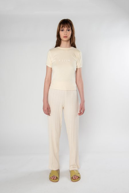 Limb The Label Debbie Tee - Natural