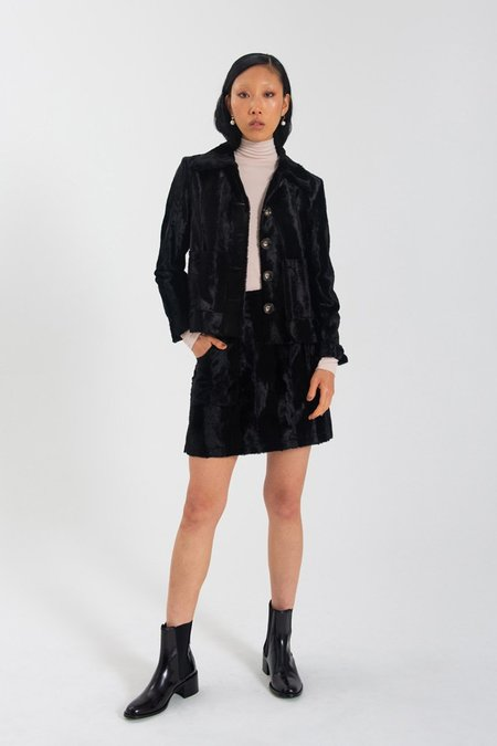 Limb The Label Marcello Jacket - Pony Fur