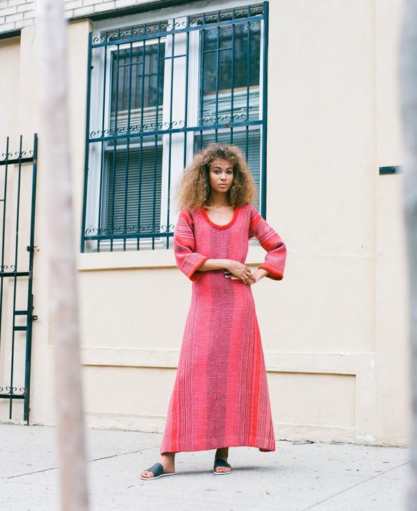 Narro Vintage Wool Dress