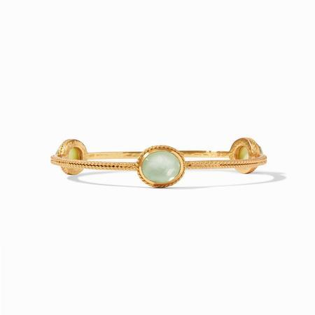 Julie Vos Calypso Bangle Bracelet  - 24k Gold