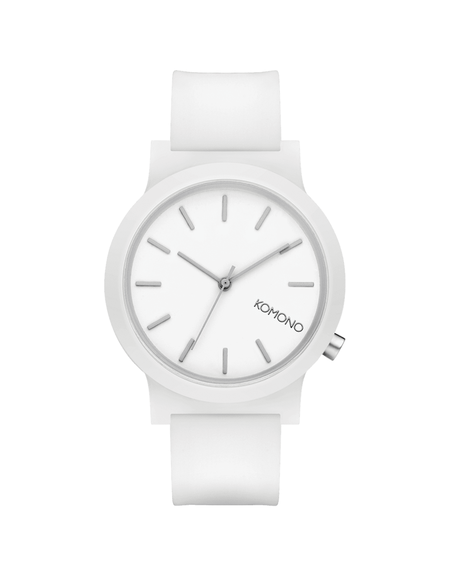 KOMONO Mono Watch - White