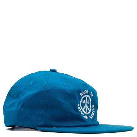 Mister Green Back By Popular Demand Canvas Cap - Royal