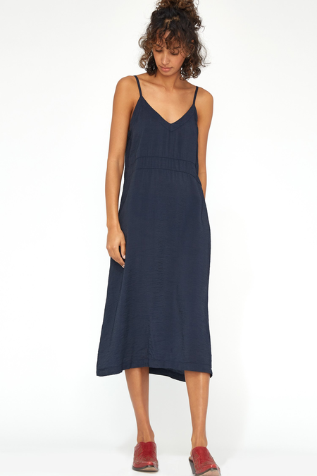 Lacausa Alma Slip Dress - Velvet