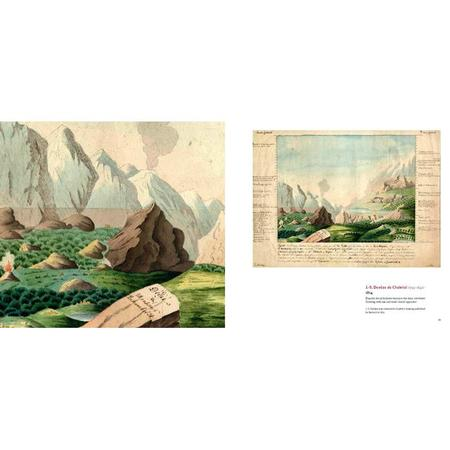 """""""An Atlas Of Geographical Wonders: From Mountaintops To Riverbeds"""" Book"""