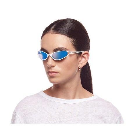 Le Specs The Bandit eyewear - White