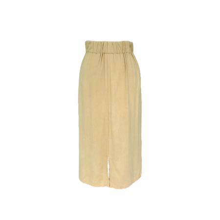 Miranda Bennett Petite Paper Bag Skirt