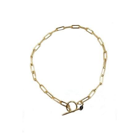 Olwen CiCi Necklace - 14k gold filled
