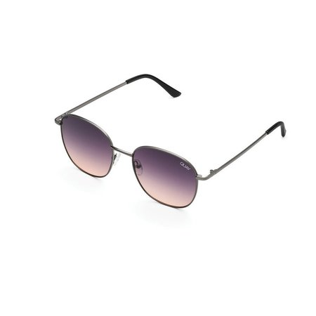 Quay Jezebel Sunglasses - Navy
