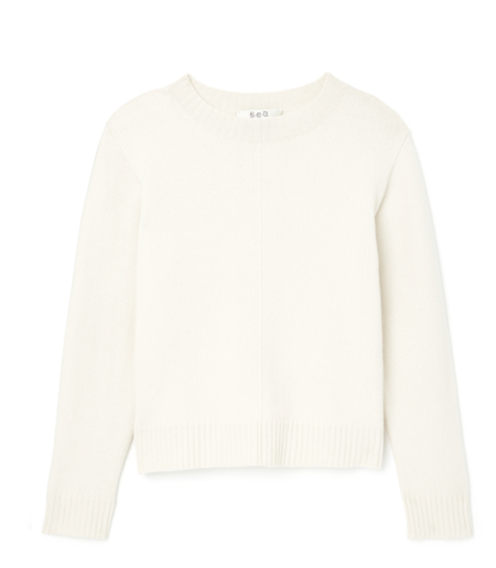Sea NY Caroline Pull Over - Cream