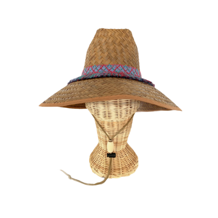 Shaded by Lizzy Charlotte Straw Hat