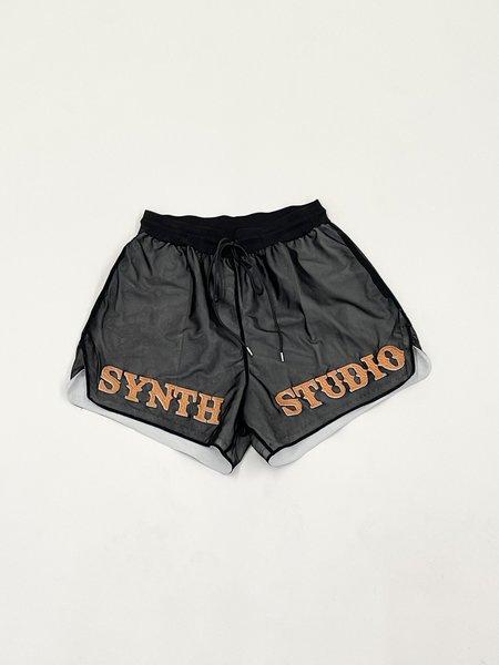 SYNTH Muay Thai Shorts - black