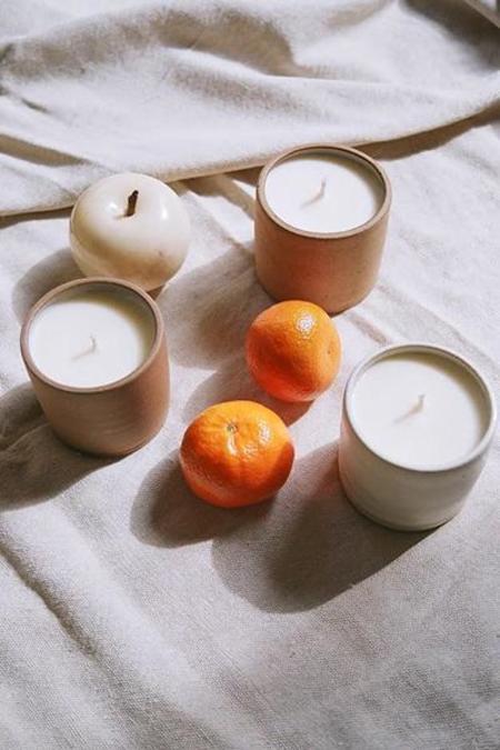 Na Nin Ceramic Candle