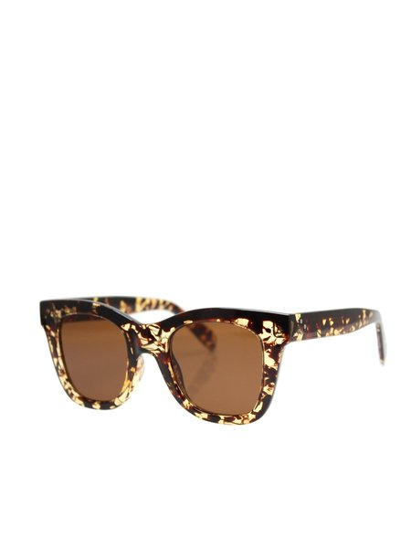 Reality Eyewear CRUSH sunglasses - HONEY TURTLE