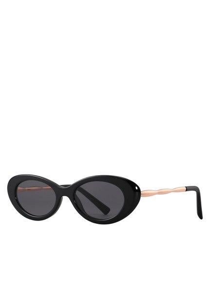 Reality Eyewear HIGH SOCIETY sunglasses - BLACK