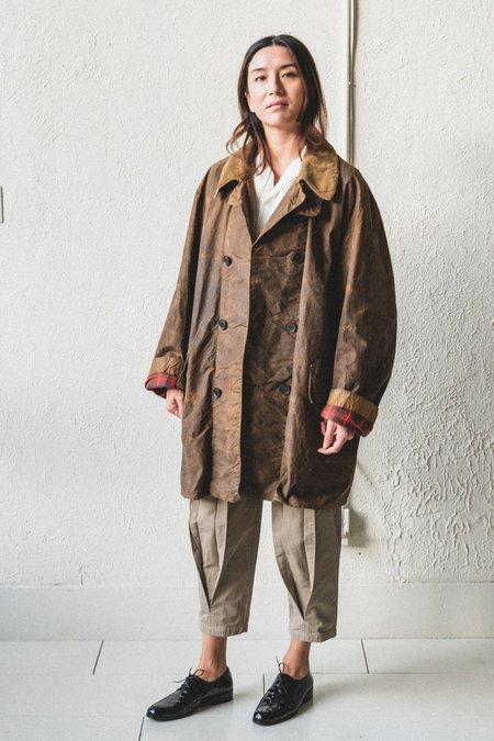 Vintage Waxed Cotton Jacket