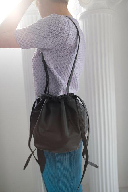 Beklina Drawstring Bag - Black