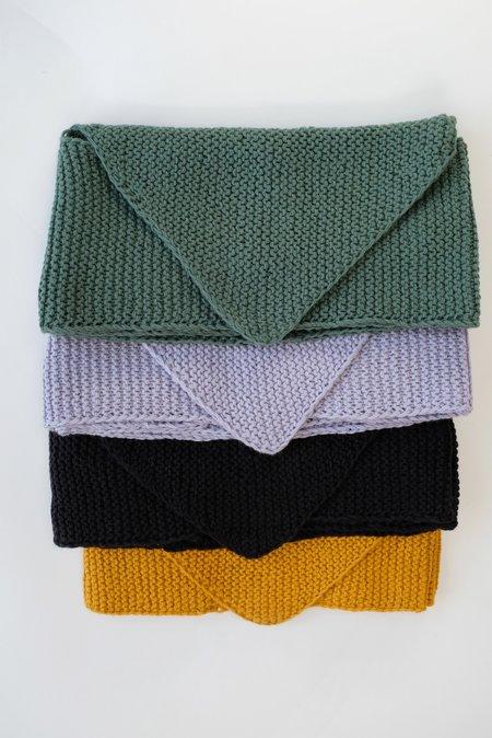 Beklina Knit Babushka Scarf