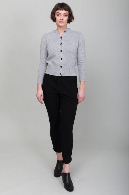 Tee Lab Tulip Ankle Sweatpant - Black
