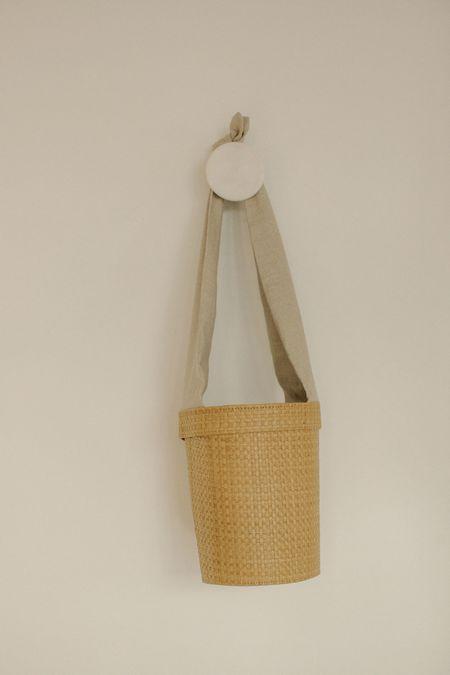 Rita Row Bucket Bag - Natural/Camel