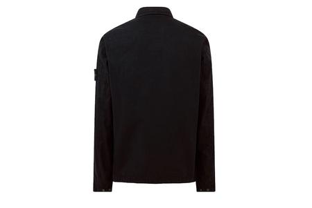 Stone Island Winterized MO7415117WN-V0129 Overshirt - Black