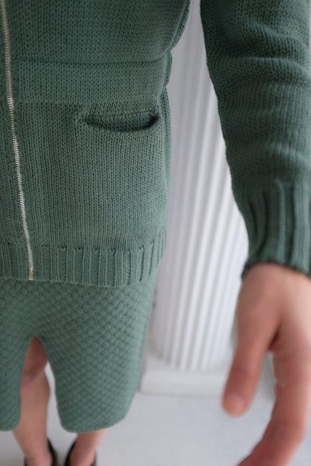 Beklina Knit Nonna Jacket - Palm