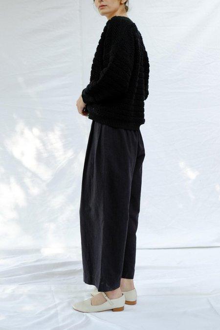Micaela Greg Pleated Trouser