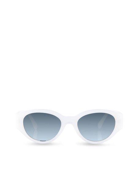 Reality Eyewear STRICT MACHINE SUNGLASES - WHITE