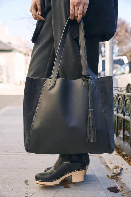 Shana Luther June Tote Black