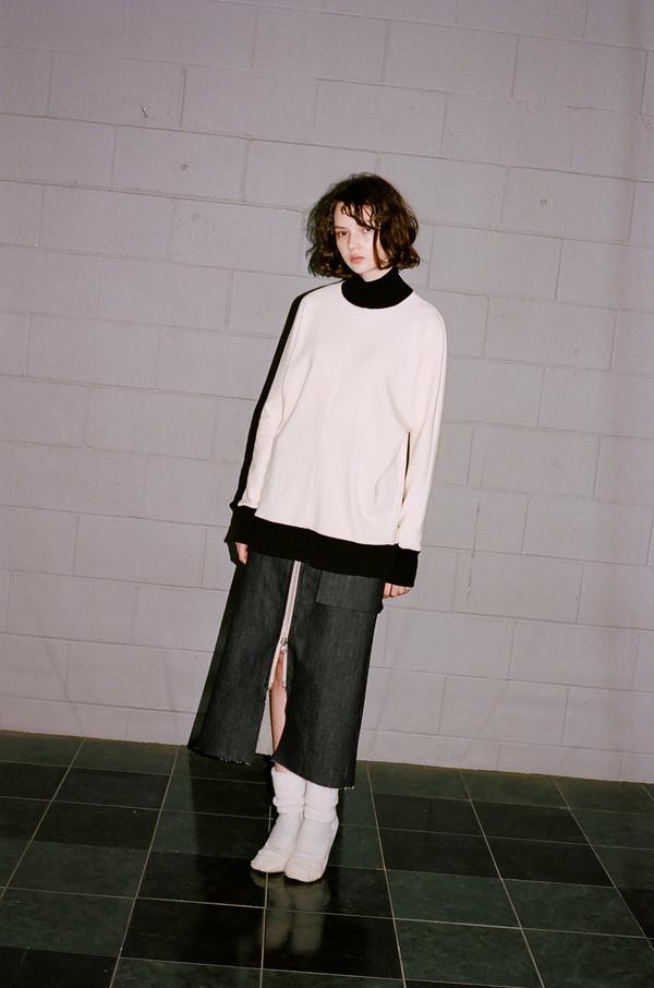 Alexa Stark Organic Cotton Pullover