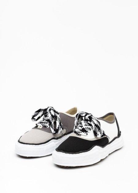Mihara Yasuhiro Original Sole Overdyed Canvas BAKER Sneaker - multi