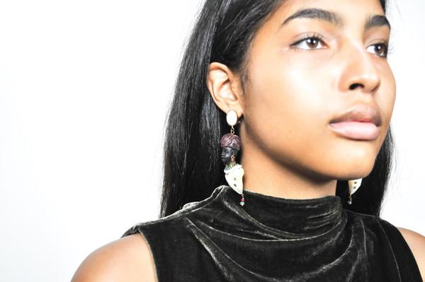Of Rare Origin Moor Earrings