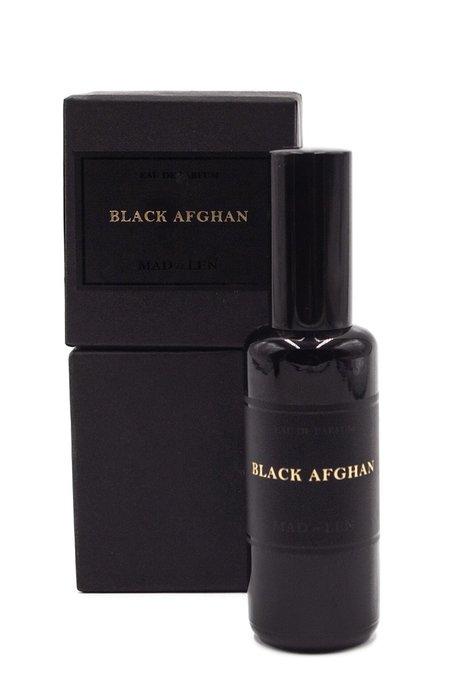 Mad et Len Black Afghan