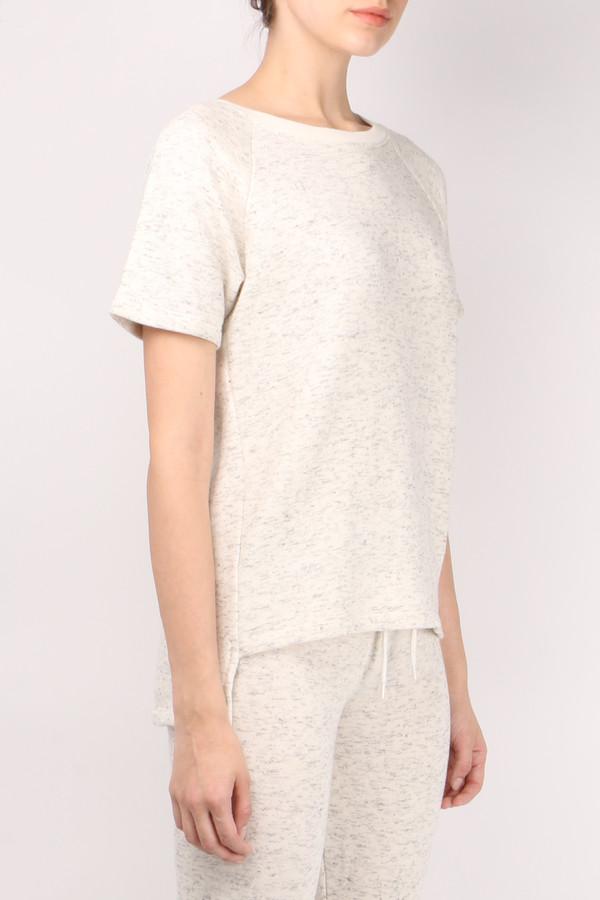Monrow Twisted Seam Sweatshirt
