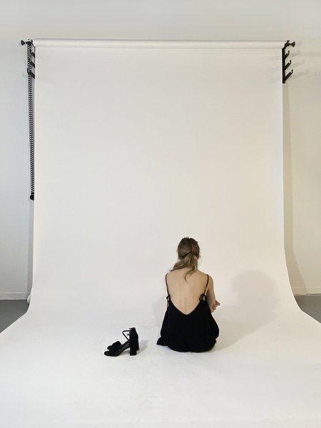 ESSER STUDIO EBONY DRESS - BLACK