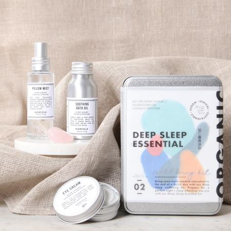 Made and Sent Deep Sleep Essential Kit