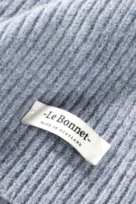 Le Bonnet Beanie - Washed Denim