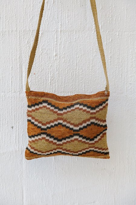 Pampa Litoral Woven Bag