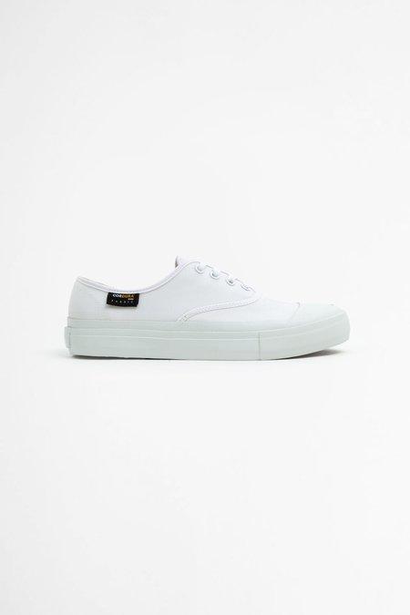Paracia Lad plain sneakers - white
