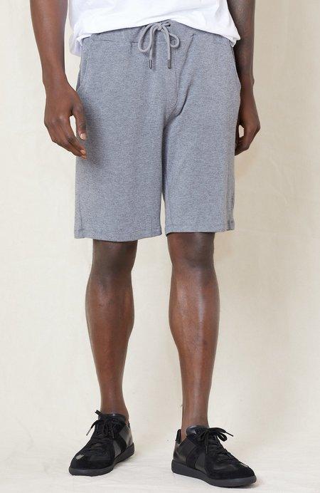 Lot78 Luxury Shorts - GREY MELANGE