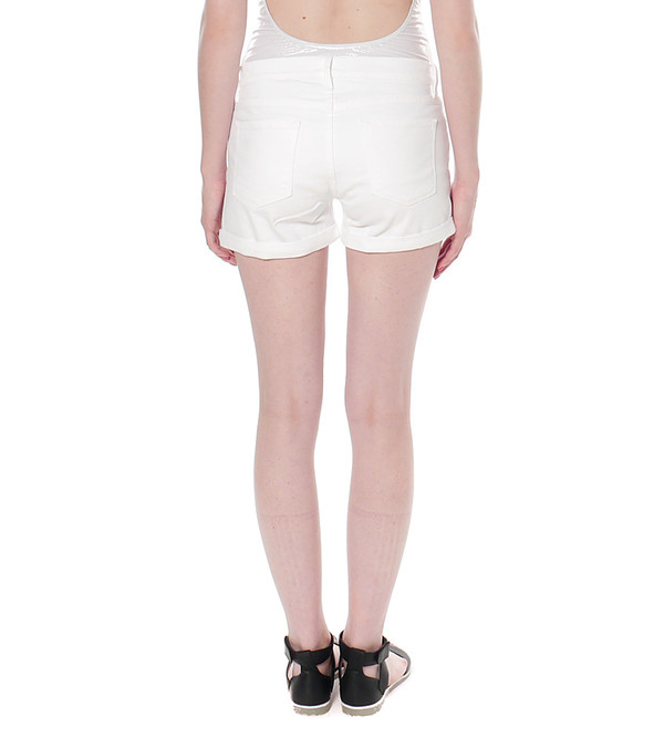 FRAME Denim Le Cutoff Shorts