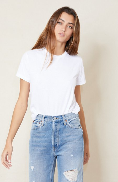 RE/DONE 1950's Boxy Tee