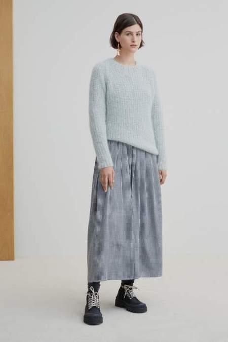 Kowtow Cloud Hand Knit Sweater - Mist