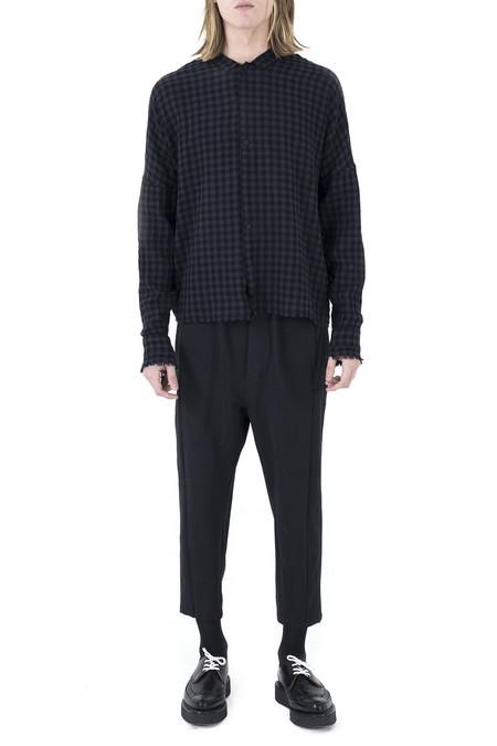 Men's Chapter Frit Plaid Shirt - OD Plaid