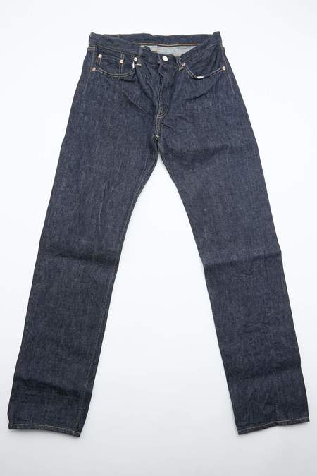 Warehouse & Co. Lot 900XX Slim Fit Jeans - Denim/One Wash
