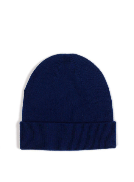 Norse Projects Norse Cashmere Beanie - Principal Blue