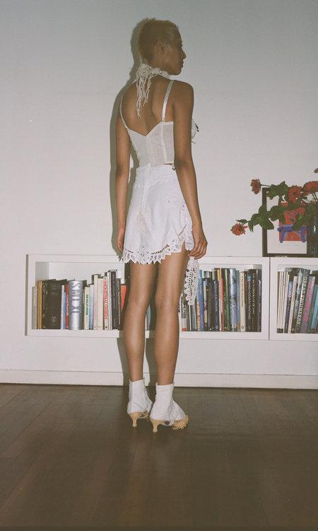 Sydney Pimbley Rose Bud Skirt