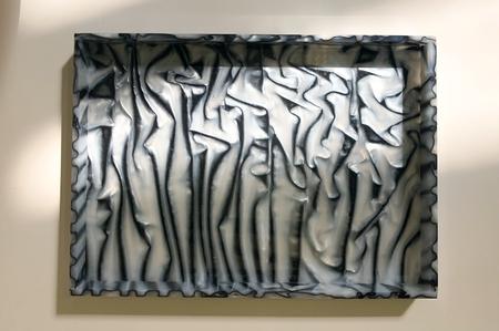 Aeyre Rectangular Tray - Zebra