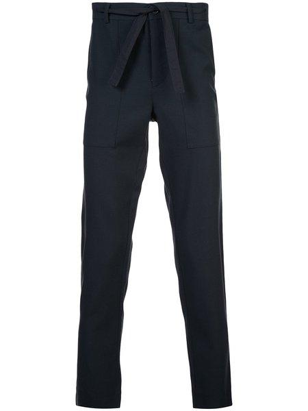 Stephan Schneider Wool Cotton Trousers - Black
