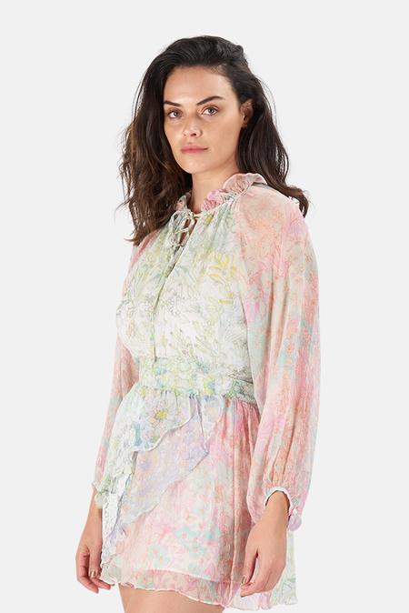 LoveShackFancy Glass Dress - Enchanted Wind
