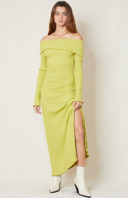 Simon Miller Espen Folder Over Dress